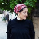 Polock - tzniut headscarf headcovering