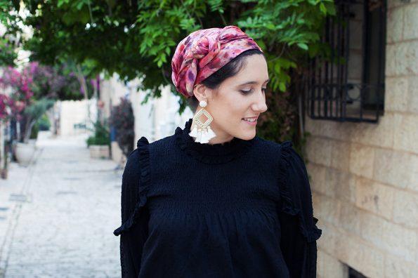 Polock – tzniut headscarf headcovering