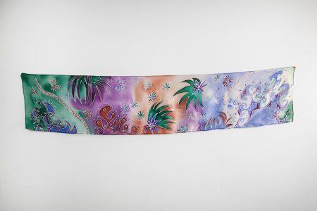 silk headscarf - tzniut headcovering