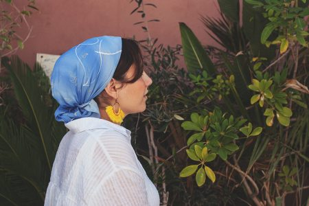Love - tzniut headscarf headcovering