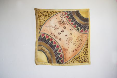 the geometric savanna scarf