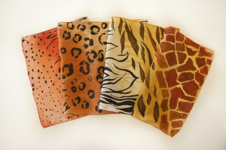 Animals savannah - headscarf