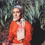 Animals savannah - headscarf