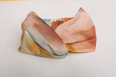hand-painted turban