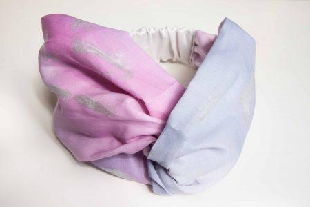 turbans in silk